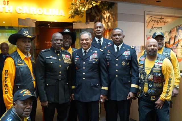FORSCOM Commander recognizes African American veterans