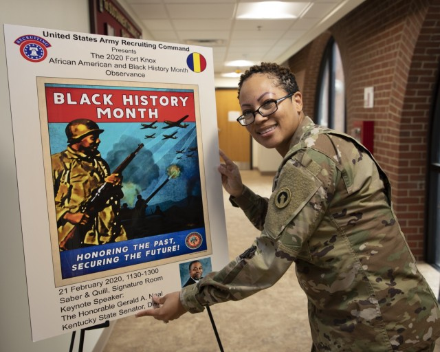 Celebrating African American/Black History Month at 1st TSC