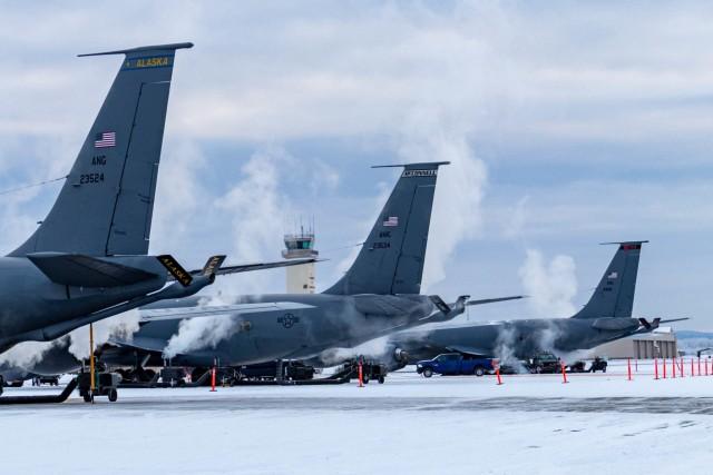 Alaska National Guard's exercise Arctic Eagle 2020 begins