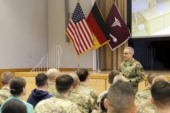 SEAC visits enlisted at LRMC