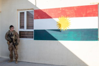 3rd SFAB and Kurdish Peshmerga work side by side to defeat threats