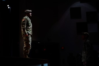 75th Ranger Regiment Welcomes New RSM during Change of Responsibility