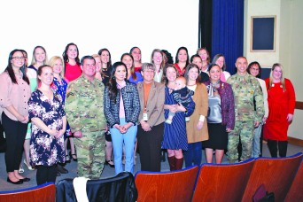 Fort Sill spouses grow to share knowledge, experiences
