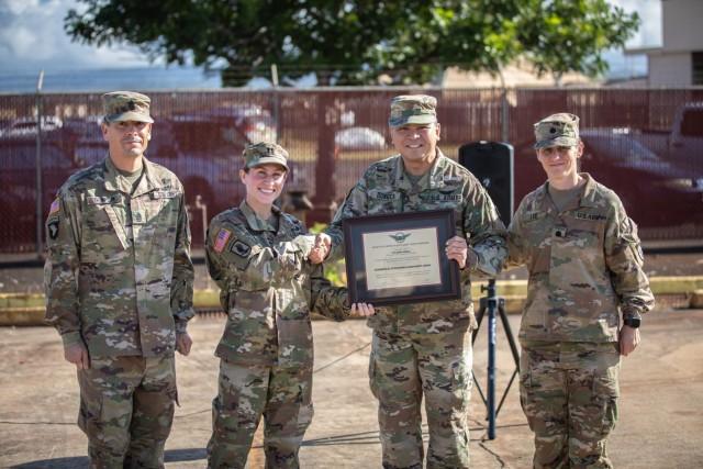 Tropic Lightning Soldier wins Aeromedical Award