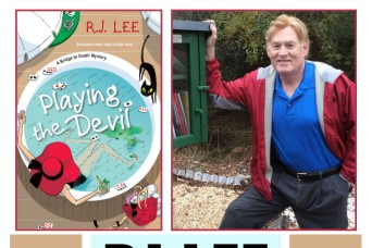 Author RJ Lee to sign copies of newest book 'Playing the Devil' at Barr library March 12