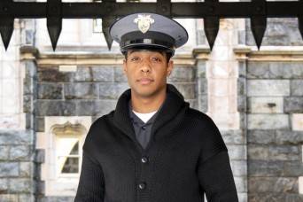 West Point cadet honors great-grandfather's legacy at academy