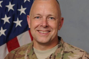 Col. Almquist receives Order of St. Barbara