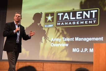 Army leaders expand 'war on talent' initiatives