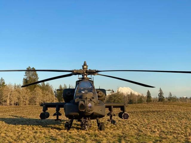 4-6 HARS Completes Gunnery at JBLM