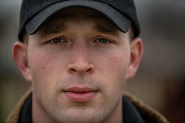 Diamond Brigade Soldier Uses His Military Training To Save The Life of Someone In Need.