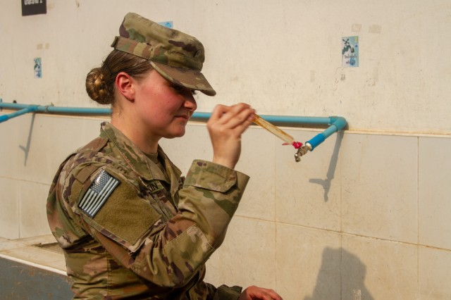Force health protection measures ensures Soldier success during HG20