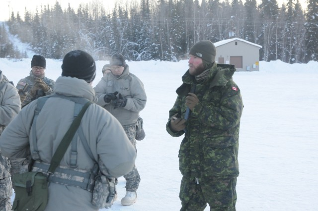 US Soldiers – Arctic Survival Training – Feb-March 2020
