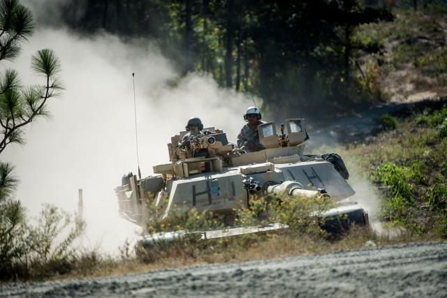 Sullivan Cup tank crew competition slated for Fort Benning in May