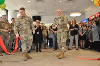 Natick Soldier Systems Center hosts opening ceremony