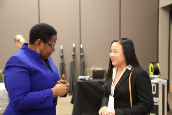 'Be willing to throw your hat in the ring'; CCDC AvMC leader shares story of success in STEM field