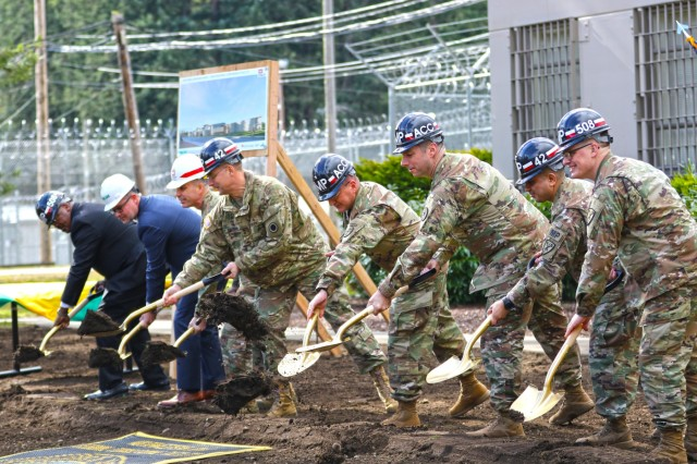 Ceremony marks new chapter in corrections on JBLM
