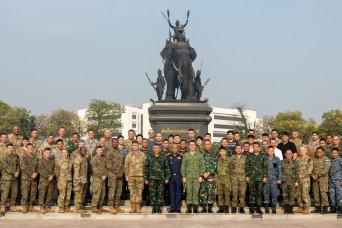 Six nations join in cyberspace training exercise in Bangkok