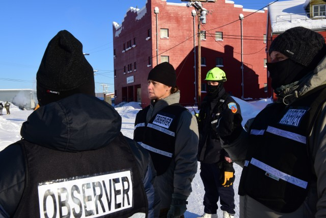 R-and-D experts test ideas in frigid Arctic Eagle 2020 exercise