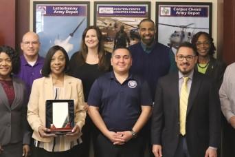 AMCOM team wins antiterrorism award