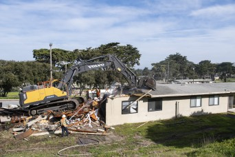 New military housing on the way at Monterey
