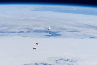 Army looks to leverage 'low Earth orbit' satellites