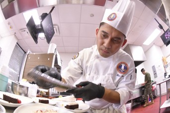 45th Joint Culinary Training Exercise kicks off at Fort Lee