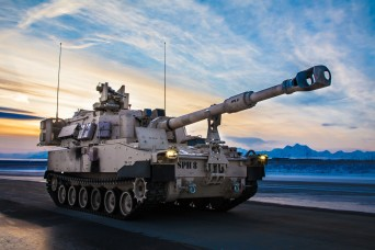 Field Artillery Soldiers test self-propelled Howitzer upgrade reliability