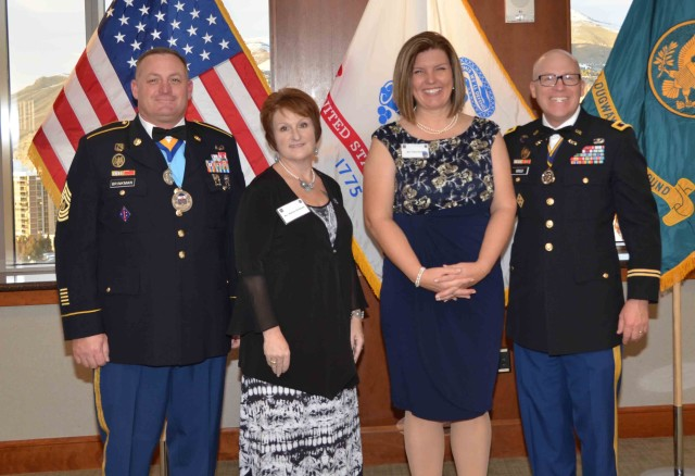 DPG 2020 Commander's Reception