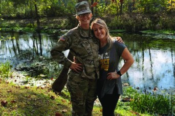 Sisters embark on National Guard careers together