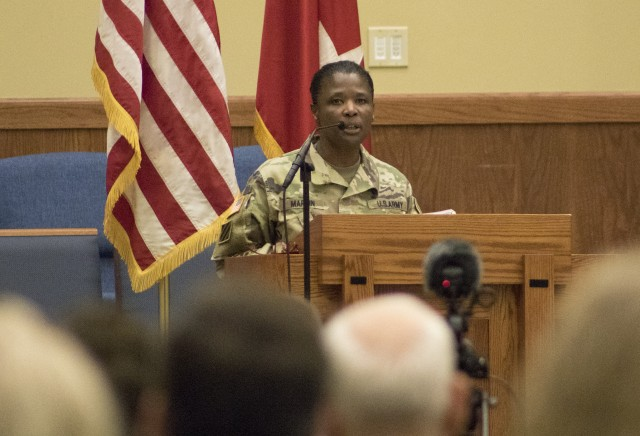 Fort Leonard Wood holds COVID-19 town hall