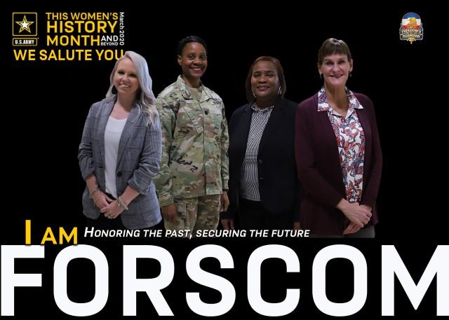 FORSCOM recognizes 'Women of Excellence'