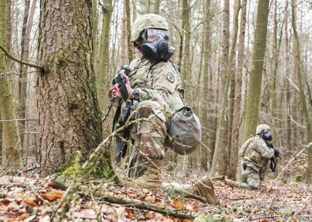 LRMC, 30th Medical Brigade engage during Operation Courageous Defense