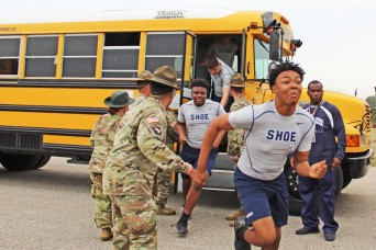 Thousands of high schoolers treated to a 'basic' Army experience