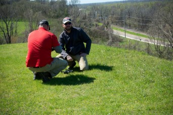 U.S. Army Engineer Research and Development Center assists in mudslide assessment