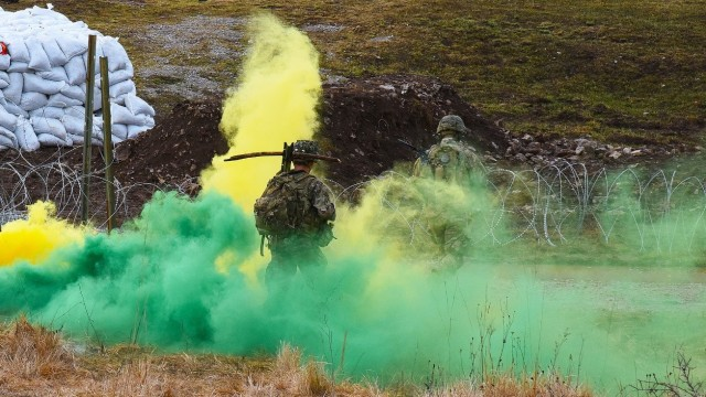 DEFENDER-Europe 20 -- Building Munitions Readiness to Provide Lethality that Wins