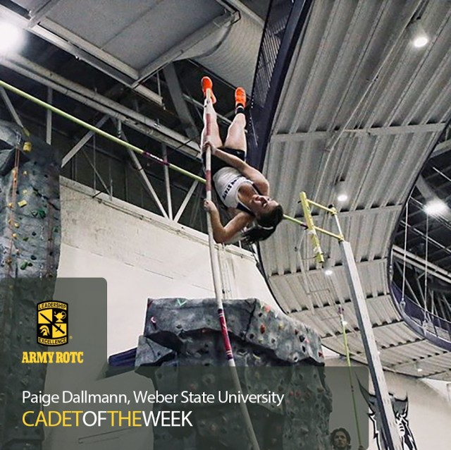 Army ROTC Cadet of The Week