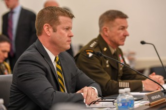 Army budget request targets readiness