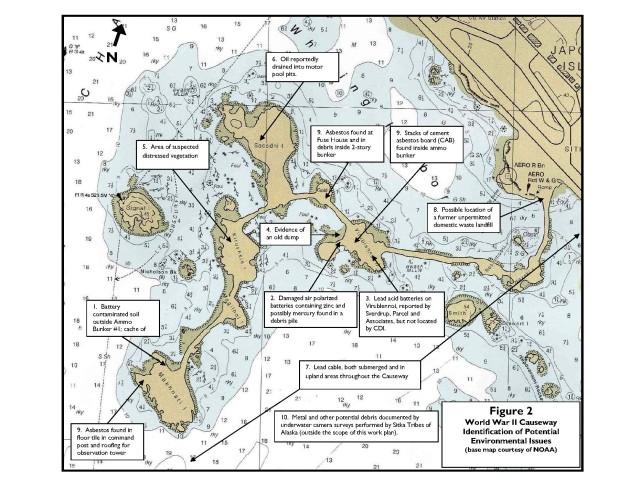 Fort Rousseau Map