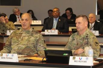 AMCOM leaders set plan for improved readiness