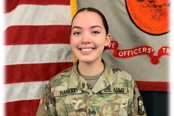 Cadet Of The Week: Valerie Ranum
