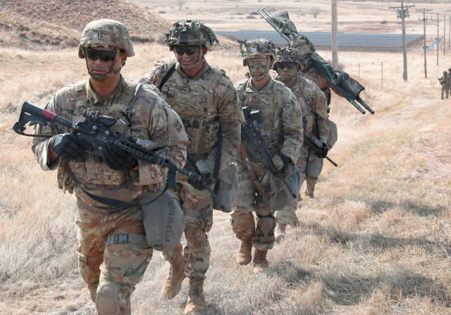 This is My Squad: 2IBCT Squads Work Together to Win