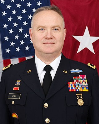 Brigadier General Gregory T. Day