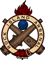 U.S. Army Rock Island Arsenal logo