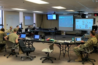 Fort Drum supports MD Guard with training due to COVID-19