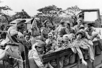Women's History Month: Army Nurse POWs in the Philippines, World War II