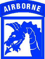 XVIII Corps logo
