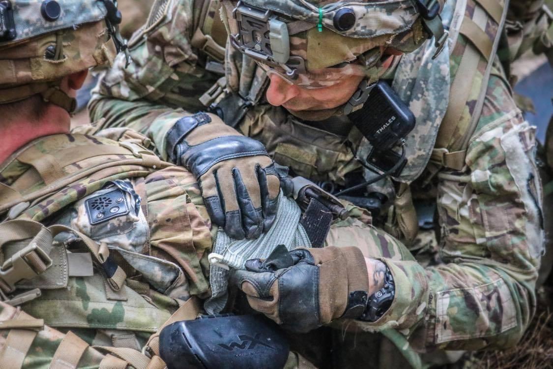 U.S Army • Operation Warrior Shock • Oahu, Hawaii 2020