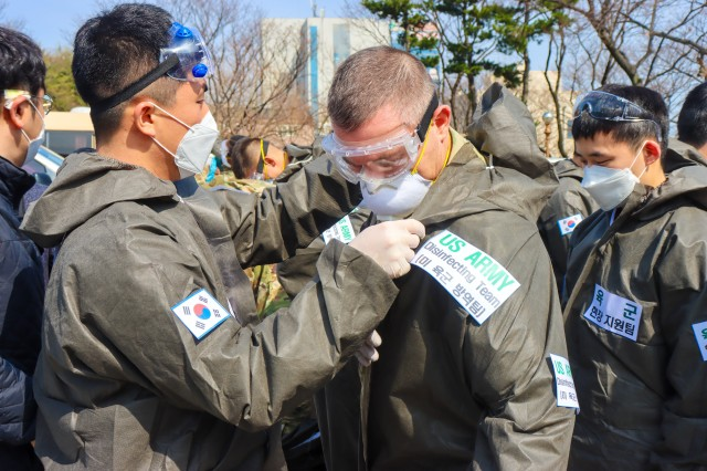 Army employs all-out effort to combat COVID-19