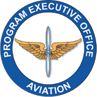 PEO Aviation logo