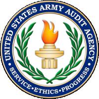 U.S. Army Audit Agency logo